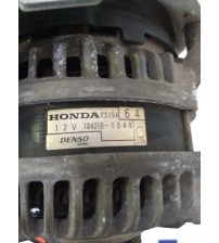 Alternador Honda Crv 2.0 16v Flex 2014