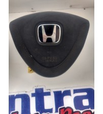 Air Bag Volante Central Honda Fit Lx 2006