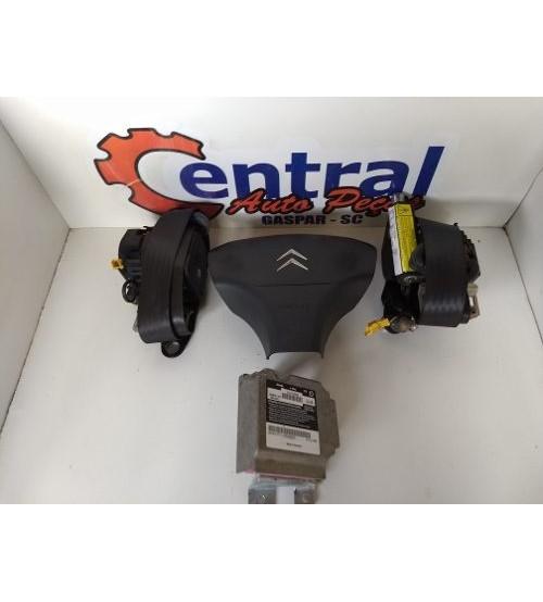 Airbag Citroen Jumper 2013 Kit Lado Motorista
