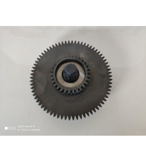 Engrenagem Distribuição Motor S10 2.8 Mwm 2001/05